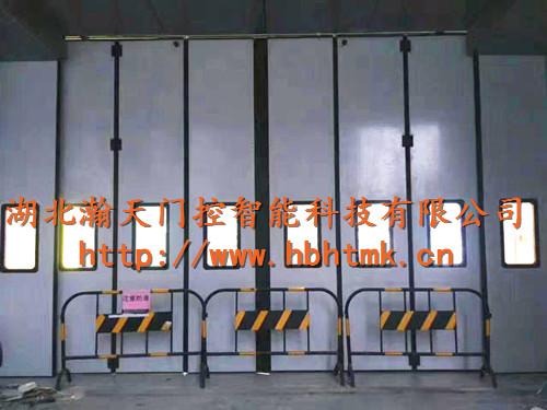 工厂车间工业折叠门